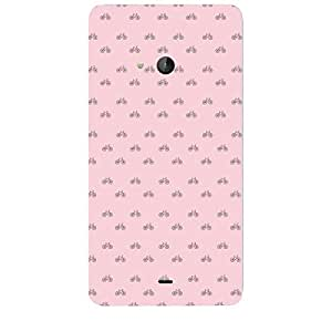 Skin4Gadgets ABSTRACT PATTERN 254 Phone Skin STICKER for MICROSOFT LUMIA 540