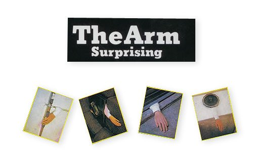 The Surprising Arm - 1