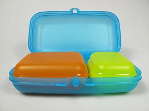 tupperware-maxi-twin-set-a156-box-behalter-maxitwin-brotdose-blau