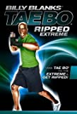 Tae Bo Ripped Extreme DVD - Billy Blanks - region 0 Worldwide