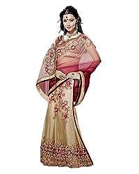 Saree Galaxy Women Net Saree