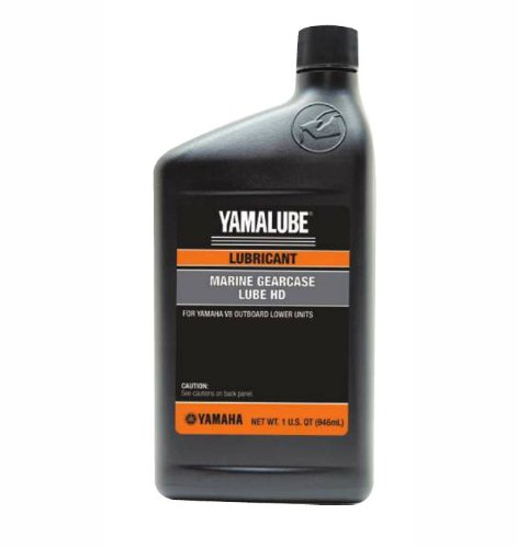 OEM Yamaha Lower Unit Gear Lube HD F350 and V8 ACC-GLUBE-HD-QT (Yamaha Gear Lube compare prices)