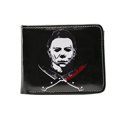 rock-rebel-mens-michael-myers-crossed-knives-bifold-wallet-classic-horror-black