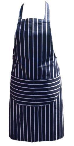 chefs-apron-professional-quality-blue-white-butchers-kitchen-cooks-restaurant-bistro-bbq-school-coll