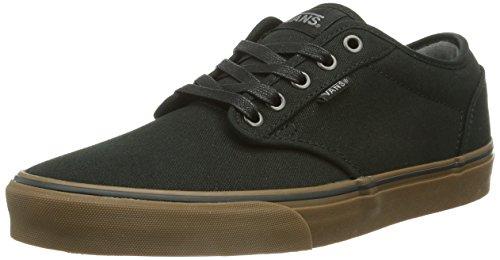 Vans M ATWOOD Herren Sneakers, Schwarz (Black/Gum), 44 EU / 9.5 UK thumbnail
