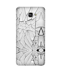 Cracked Wall Samsung Galaxy A9 Case