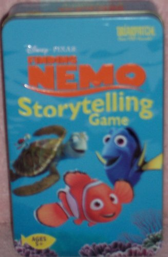 Finding Nemo Storytelling Game - 1