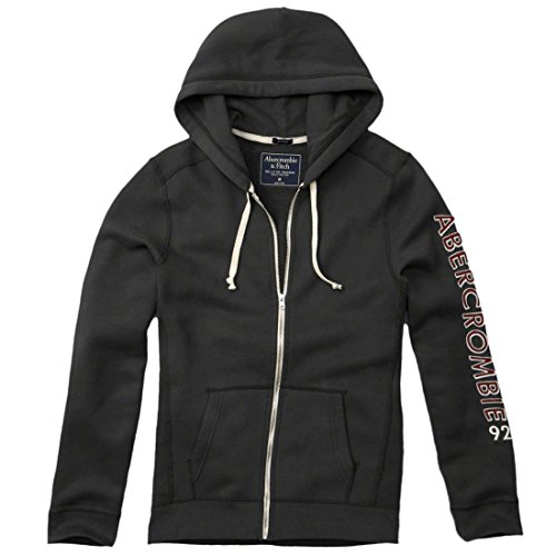 abercrombie-mens-logo-full-zip-hoodie-fleece-sweatshirt-hoody-size-l-dark-grey-623393744