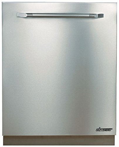 Dacor Rdw24S Renaissance 24 Stainless Steel Fully Integrated Dishwasher - Energy Star front-570244