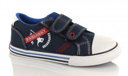 Pablosky, Pantofole bambini Blu Azul marino