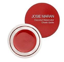 Josie Maran Coconut Watercolor Cheek Gelee Island Pink 5.1g/0.18oz.