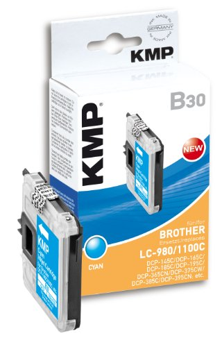 KMP B30 Tintenpatrone für Brother