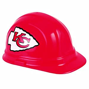 NFL Kansas City Chiefs Hard Hat by WinCraft