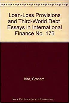 Third world debt essay