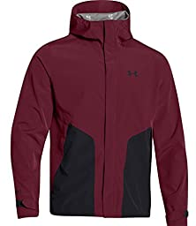 Under Armour Sonar Jacket - Men\'s Sherry / Black XL