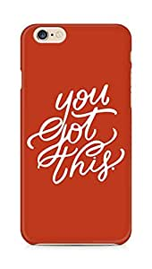 AMEZ you got this Back Cover For Apple iPhone 6s