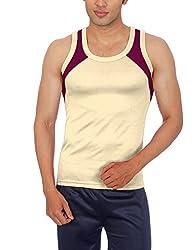 Sportee Men's Polyester Vest (Rtiv01Pp01Sy01_Sandal_X-Large)