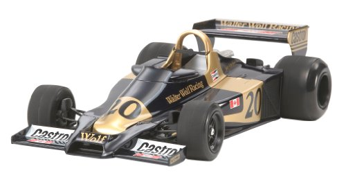 Tamiya 1/20 Wolf WRI 1977 Grand Prix TAM20064