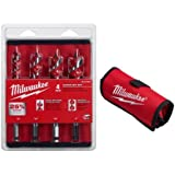 Milwaukee 48-13-4000 4 Piece Auger Set