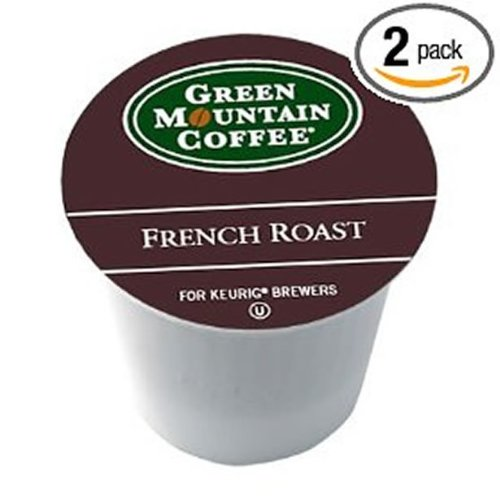 Green Mountain Coffee French Roast For Keurig Brewers, 24-Count K-Cups (Pack Of 2)