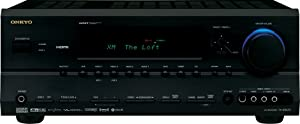 Onkyo TX-SR674 7.1 Channel Up-Converting A/V Receiver (Black) (Discontinued by Manufacturer)