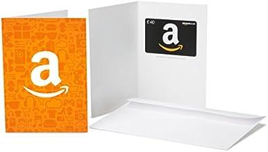 Amazon.co.uk Gift Card - £40 (Amazon A)