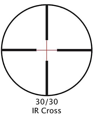 BARSKA 3-9x40 IR Huntmaster Pro Riflescope from Barska