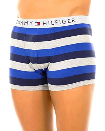 Tommy Hilfiger Bóxer Azul / Gris