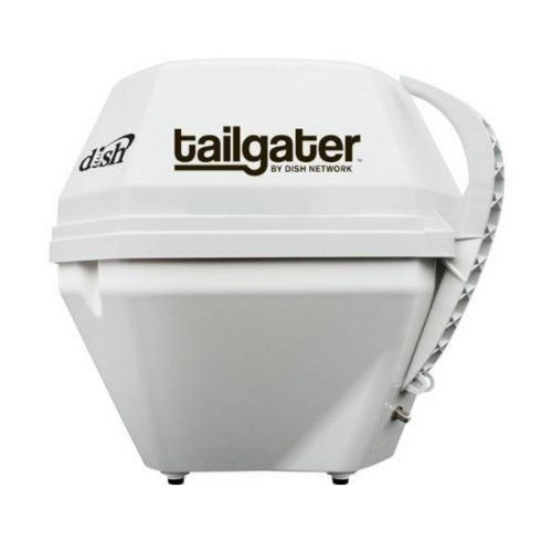 Learn More About Dish Network VQ2500 Tailgater Portable Satellite Antenna