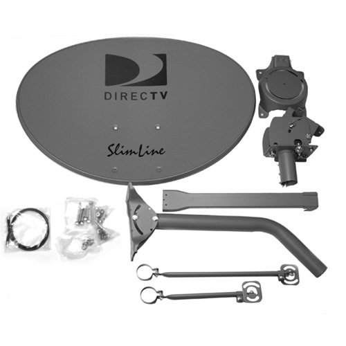DIRECTV SLSPF SlimLine SLSPF / SL5S 5 Satellite Dish Antenna
