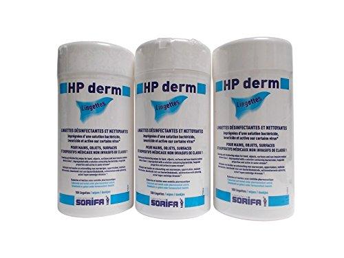 lot-de-3-hpderm-lingettes-desinfection-mains-objets-surfaces-boite-de-100-lingettes