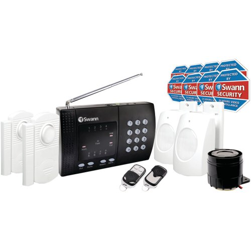 1 - Complete Home Wireless Alarm Kit, Model No. Sw347-Wa2, Easy To Install, Sw347-Wa2