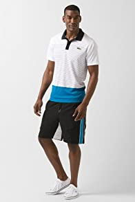 Andy Roddick Sport Short With Stripes