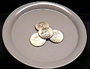 The Multiplying Coin Tray - Easy Magic Trick From Royal Magic