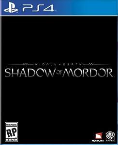 Amazon.com: Middle Earth: Shadow of Mordor - PlayStation 4