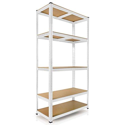 casa-purar-5-tier-heavy-duty-metal-boltless-shelving-units-875kg-load-capacity-180x90x40cm-white-pow