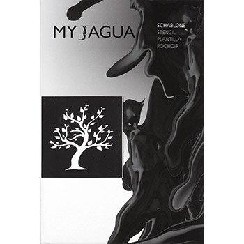 Schablone lebensbaum f r henna jagua airbrush tattoos for Jagua tattoo amazon
