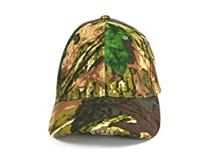 With Battry! Light 5 LED Camouflage Camo Hunting Jungle Fishing Hat Cap Vintage hiking cap from Thkfish