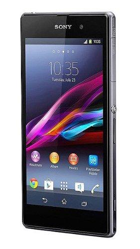 Sony Xperia Z1 (Purple パープル) SIM フリー 海外携帯