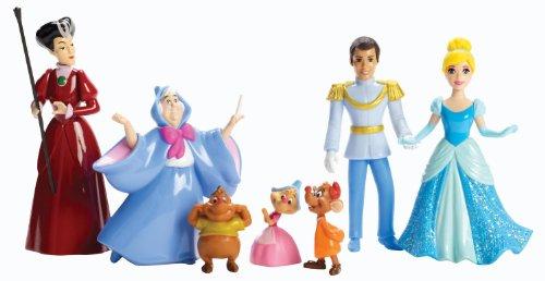 Mattel Disney Princess Cinderella Piccolo Regno Gift Set