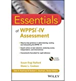 img - for [(Essentials of WPPSI-IV Assessment)] [Author: Susan Engi Raiford] published on (July, 2014) book / textbook / text book