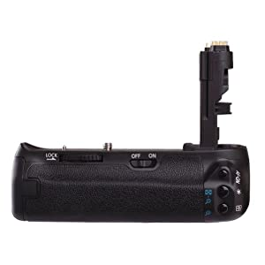 NEEWER Battery Grip Holder For Canon EOS 70D Camera DSLR Replacement For BG-E14