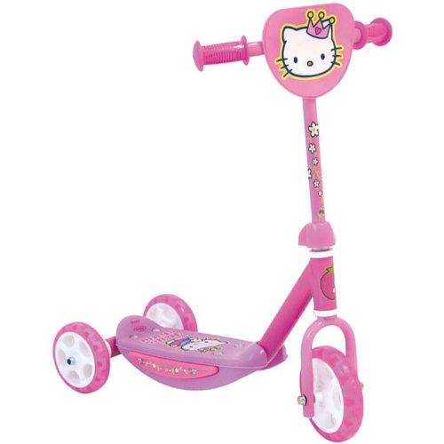 3 Wheels Scooter Ohky110 3517132003856 By Hello Kitty