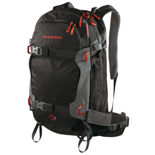 Mammut Nirvana Pro 35L Pack – Black/Smoke