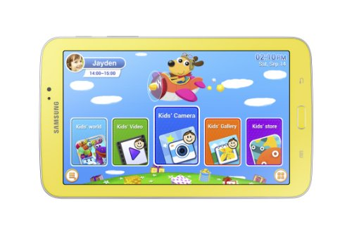 Samsung Galaxy Tab 3 Kids Edition (7-Inch with Ora