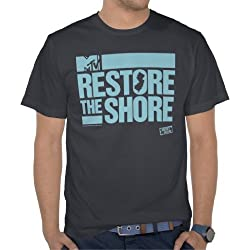 MTV's Official Restore the Shore Tee - Unisex