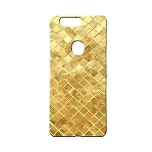 BLUEDIO Designer 3D Printed Back case cover for Huawei Honor V8 - G5263