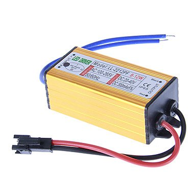 Rayshop - 12*1W Led Power Supply Driver (85-265V)