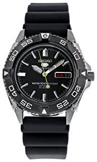 Seiko Women's SNZB23J2 Black Dial Watch
