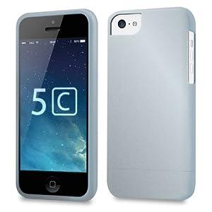 vau Snap Case Slider - space silver - zweigeteiltes Hard-Case für Apple iPhone 5C